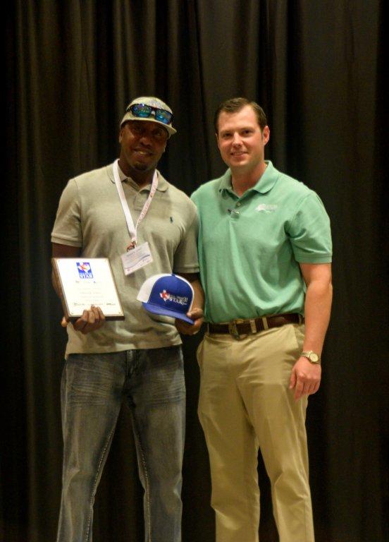 Derrick Jones Gafftop Division Winner