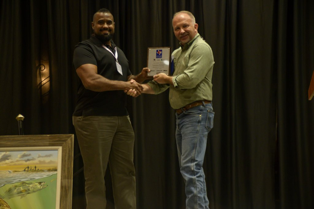 Lawrence Richard Sheepshead Division Winner