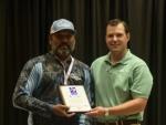 Mark Gonzales, Sr. Flounder Division Winner