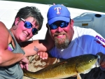 Jerry Smith 4th Tagged Redfish Winner