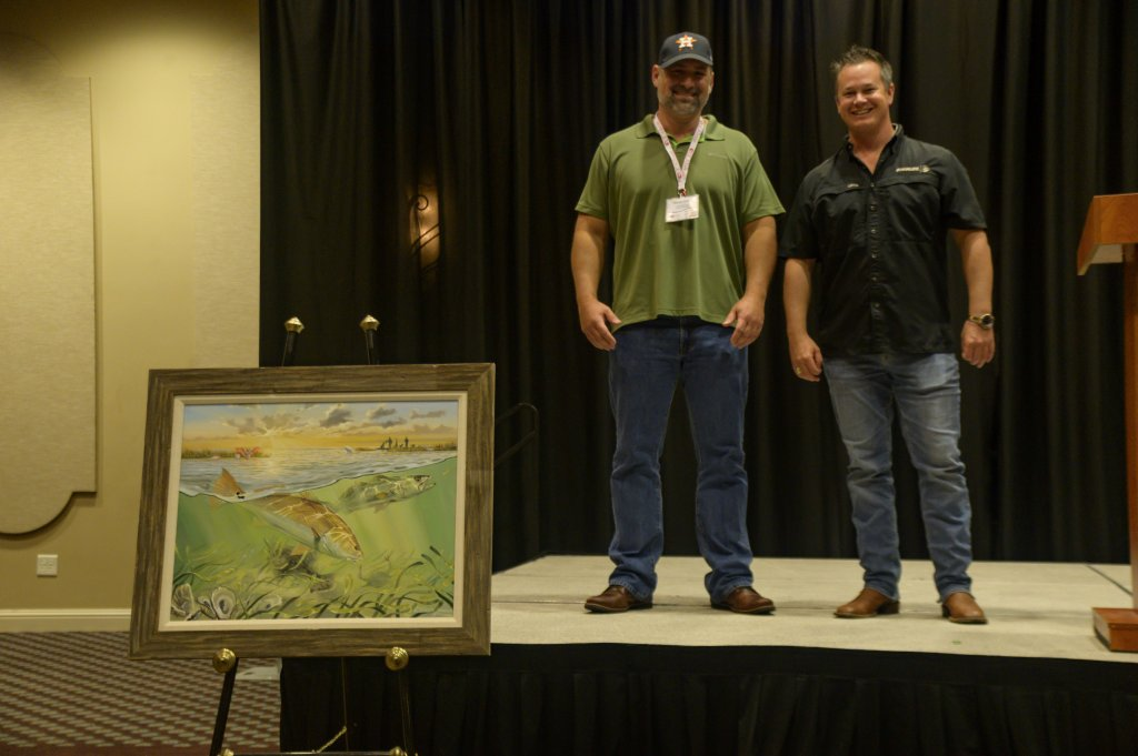 Jeremy Shimek Early Bird Drawing Winner