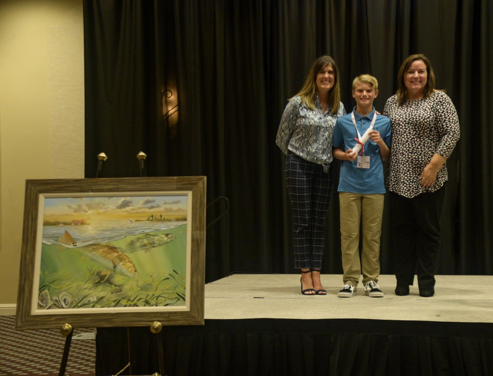 Trenton Garrett Youth Drawing Winner