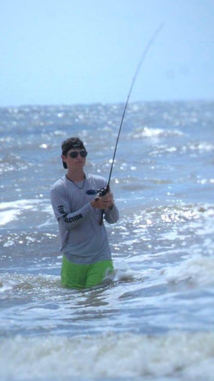 dylan balch wade fishing