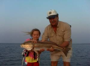 Grace Brunton Redfish
