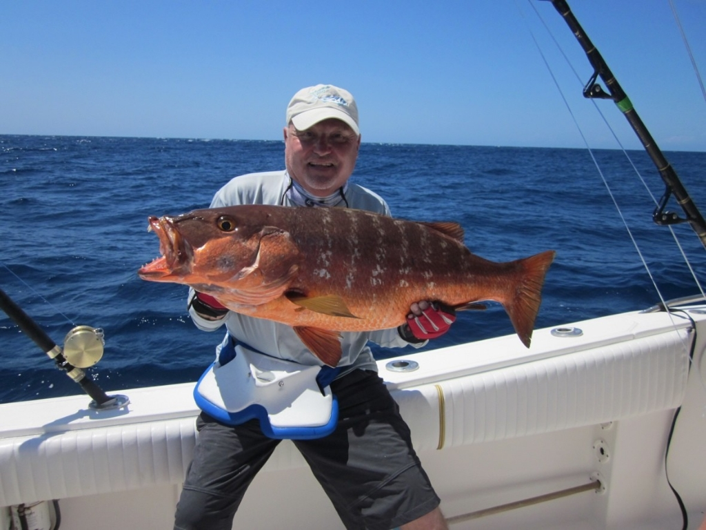 Jack Mouring Cubera Snapper
