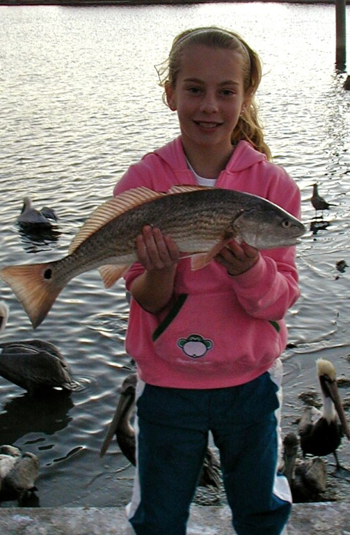 Lauren Swift's 1st Redfish