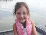 Brynlee Aur with her Flounder