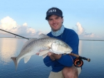 David Fly-Caught Redfish