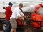 Port Mansfield Beach Cleanup