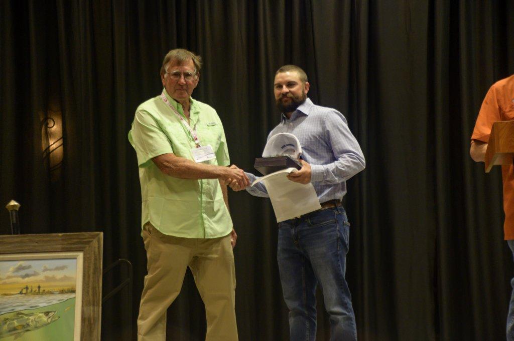 John Bullock Kingfish Division Winner
