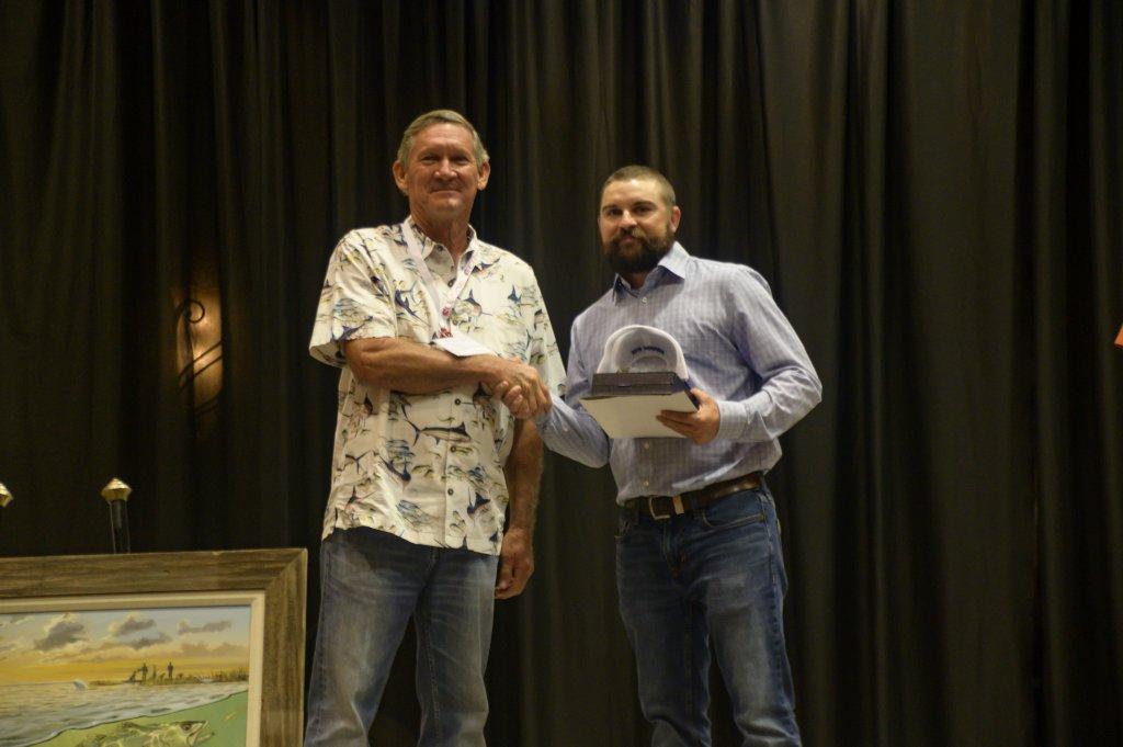Wayne Brock Dorado Division Winner