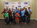 Cain Todd SK Flounder Winner & Family